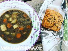Zdravá čočková polévka Chana Masala, Health Fitness, Healthy Recipes, Ethnic Recipes, Soups, Healthy Eating Recipes, Soup, Healthy Food Recipes, Clean Eating Recipes