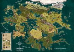 Pillars Of Eternity World Map Complete.24 Best Eberron Maps Images Imaginary Maps Maps Dungeon Maps