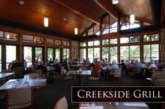 Dine beneath the lofted ceilings at Rossmoor, a #55+ #activeadult community in Walnut Creek, CA.   https://www.55communitysearch.com/california/communities/rossmoor