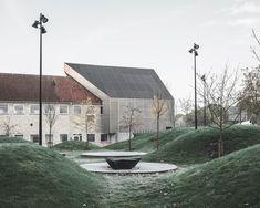 Gallery - Mariehøj Cultural Centre / Sophus Søbye Arkitekter + WE Architecture - 9
