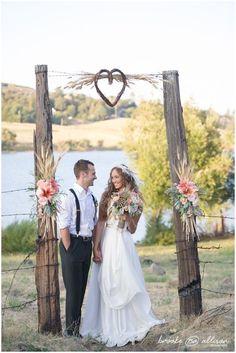 bohemian wedding | bohemian wedding inspiration #brookeallisonphotography #wedding # ...
