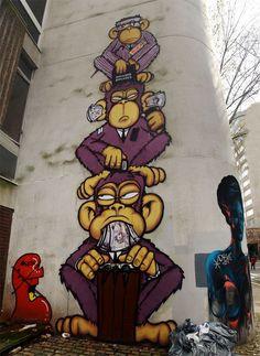 bristol graffiti art - Google Search