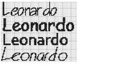 Leonardo Punto Croce