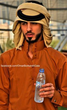 The Man Too Handsome for Saudi Arabia Who Wasn't.