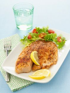Tilapia Recipe with Garlic Butter - Baked Tilapia Fillets Total Time: 15 minutes  Ingredients:  2 tablespoons butter 2 cloves garlic, finely minced dash pepper dash salt pinch dried dillweed or parsley dash paprika 4 tilapia fillets