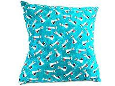 Alpaca Pillow 18 in Pillow Teal Pillow Large Pillow Accent | Etsy Teal Pillows, Large Pillows, Accent Pillows, Throw Pillows, Handmade Home Decor, Handmade Pillows, Custom Pillows, Etsy Handmade, Handmade Items