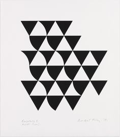 Bridget Riley - Bagatelle 3