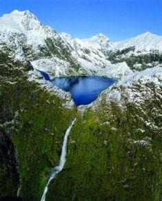 Sutherland Falls is