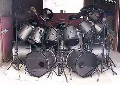 Music X, Drum Music, Music Guitar, Music Is Life, Rock And Roll, Music Production Equipment, Pearl Drums, Instruments, Vintage Drums
