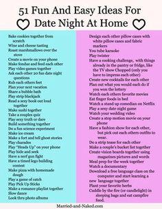 Kinky date ideas