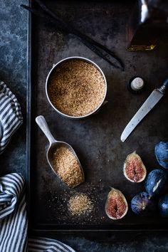 The Bojon Gourmet: Bourbon Fig Butter + Smoked Sugar Ice Cream with a Fig Swirl