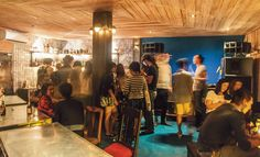 new bars. Studio Lam, Sukhumvit Soi 51 Bangkok, Thailand; Badmotel, Next to J-Avenue, Thonglor Soi between Soi 15 and 17 Bangkok, Thailand;