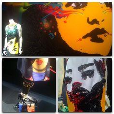 The many faces of Prada #mfw  #fashionweek