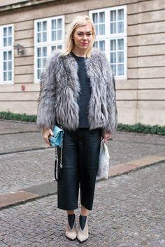 They Are Wearing: Copenhagen Fashion Week