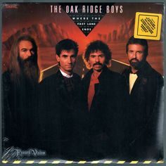 "#Where the #Fast #Lane #Ends, by the American #CountryMusic group The #Oak #Ridge #Boys, peaked at number 14 on Billboard's Top #Country Albums in the U.S. The album features the singles ""This Crazy Love"" and ""It Takes a Little Rain (To Make Love Grow)"". The album was the group's last release before #WilliamLeeGolden left the group. #WhereTheFastLaneEnds #ThisCrazyLove #OakRidgeBoys #Vinyl #LP"