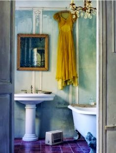 Inspiração décor - banheiros de mulherzinha