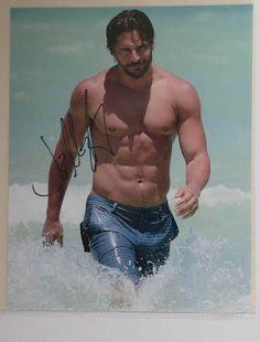 Beautiful Men Faces, Gorgeous Men, Joe Manganiello Shirtless, Handsome Older Men, Scruffy Men, Gym Guys, Muscular Men, Shirtless Men, Man Swimming