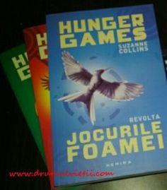 Prezentare de carte: Jocurile foamei / Hunger Games de Suzanne Collins
