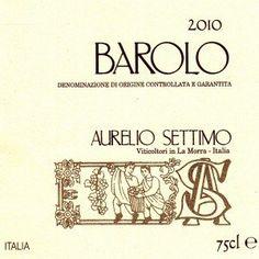 Settimo Barolo 2010