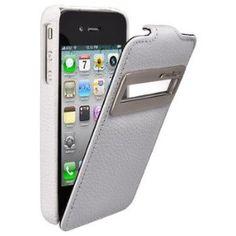 Handmade Premium Genuine Cowhide Leather Case iPhone 4s