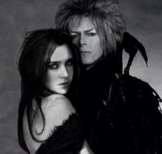 Sarah and Jareth.. If only...