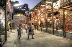 Klong Toey Community Lantern / TYIN Tegnestue Architects