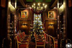 Weihnachtliche Location für eine fürstliche Trauung ;)