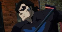 """EXCLUSIVE: Nightwing's Romantic Life Takes a Hit in """"Batman: Bad Blood"""" Clip - Dick Grayson can catch the bad guys but can't catch a break in this exclusive scene from the upcoming animated film."""