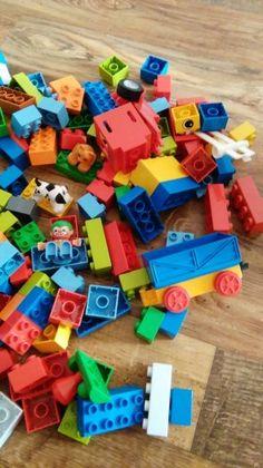 VELKA SADA LEGO DUPLO - 1 Lego Duplo, Logos, Lego Duplo Table, A Logo, Logo, Legos
