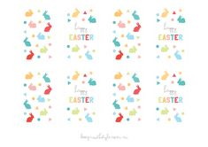 FREE Easter Printable   Design with Style