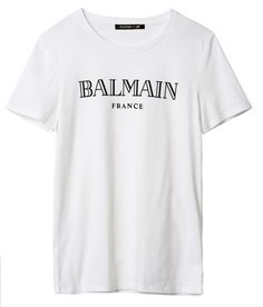 Balmain x H&M: See the Full Collection With Prices - Fashionista H&m Collaboration, Fashion Brand, Mens Fashion, Fashion Menswear, Balmain Collection, Lookbook, Branded T Shirts, Cool Outfits, T Shirts For Women