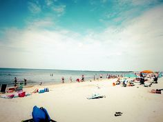That's Lewes Beach on the Delaware Bay. Lewes Beach, Delaware Bay, Photo A Day, Amazing Places, Summer Beach, The Good Place, City, Water, Outdoor