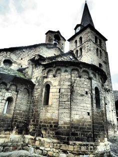 Medieval Churches in the Val d'Aran, Spain - Rachel's Ruminations
