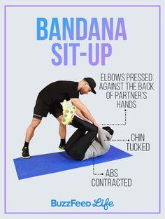 Bandana Sit-Up