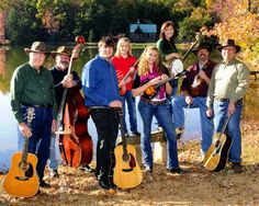 The Sigmon Stringers, a three-generation bluegrass band from Newton, NC has something to offer both the young and old! The original band mem...