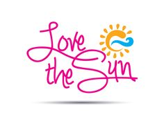 Logotipo: Love the Sun