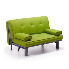Sofá cama  Capri, verde