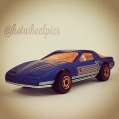 '80s Pontiac Firebird - 2012 Hot Wheels - Hot Ones #hotwheels | #toys | #diecast | #Firebird