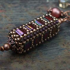tila and delica pendant
