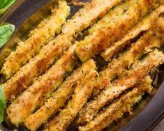 Recette de Frites de courgettes au four
