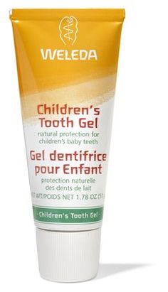 Great toothpaste...much better than those sickeningly sweet ones!