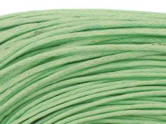 Sznurek Bawełniany Woskowany do Shamballa Zielony Seledynowy 1mm 10m 1,27 zł - Półfabrykaty do biżuterii \ Bazy biżuteryjne \ Sznurki \ Bawełniane woskowane Decoupage \ Elementy do zdobienia \ Sznurki \ Bawełniane woskowane - MarMon.com.pl