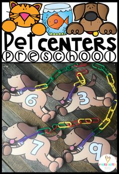 20 Pet Centers for Preschool Hands on Learning Are you looking for fun and simple thematic centers that you can prep quickly for your preschool classroom? Pet Centers were created for chi Hands On Learning Kindergarten, Creative Curriculum Preschool, Kindergarten Rocks, Preschool Centers, Kindergarten Activities, Preschool Activities, Learning Centers, Preschool Classroom Themes, Preschool Calendar