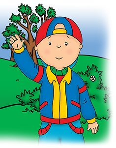 Caillou is beyond irritating! He's the worst
