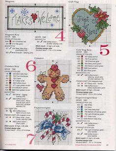 Gallery.ru / Фото #71 - A cross stitch christmas 2002 - Ririmmyra