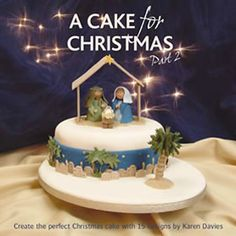 Cake Decoration Ideas For Church : 1000+ images about Christmas Cake Ideas on Pinterest ...