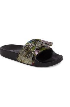 71a64d56b02 STEVE MADDEN Silky Slide Sandal.  stevemadden  shoes  sandals