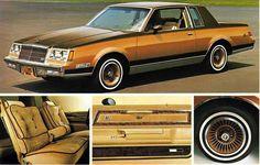 1982 Buick Regal Somerset II