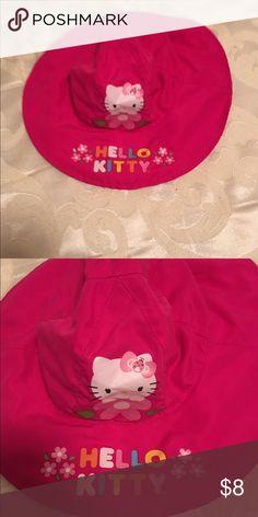 Hello kitty sun hat Beautiful hello kitty sun hat Accessories Hats