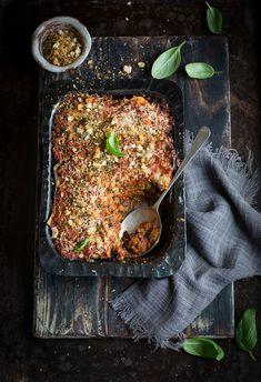 Aubergine Parmigiana (Melanzane alla Parmigiana) recipe